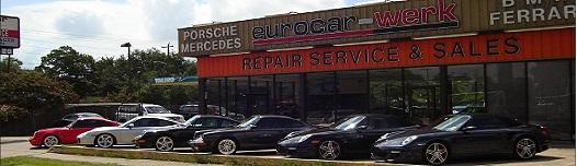 Houston European Auto Repair About Eurocarwerk Eurocar Werk