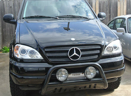 mercedes mechanic houston