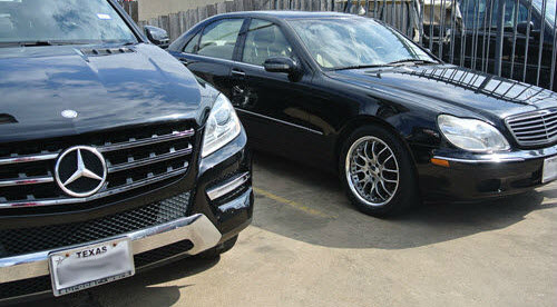 mercedes benz repair services houston